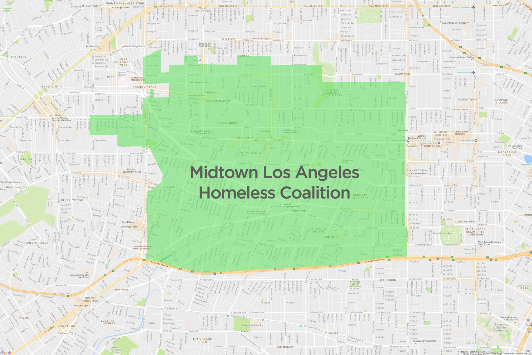 About Us – Midtown Los Angeles Homeless Coalition