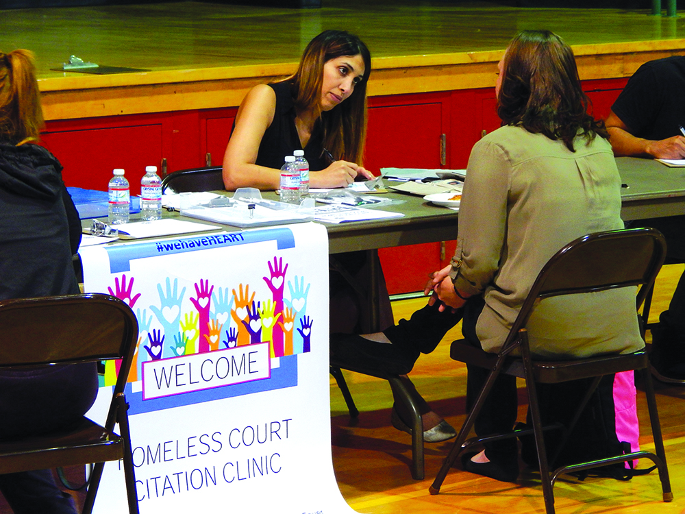 Reaching out to help homeless find solutions - Beverly Press & Park Labrea News